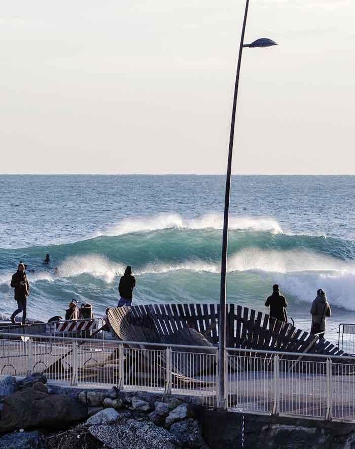surf in liguria - varazze